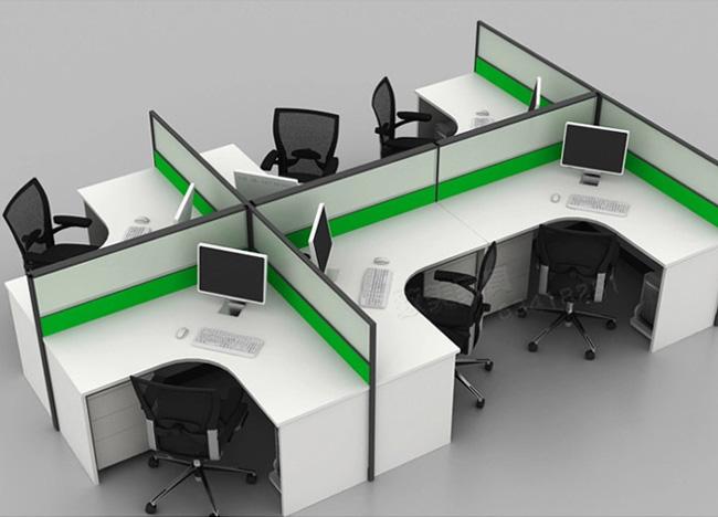 合肥致美办公家具教你如何打造小清新办公环境