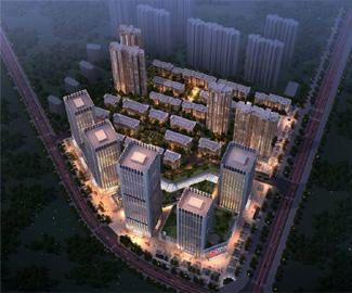 尚泽大都会公寓万博亚洲网址案例