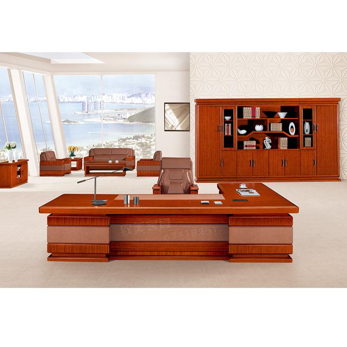 油漆办公桌003