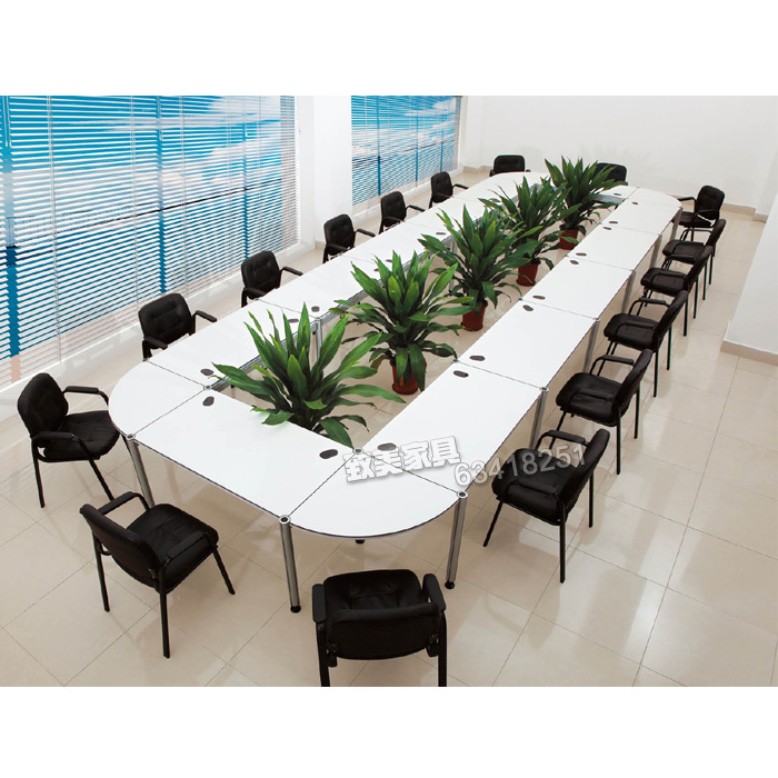 板式会议桌006