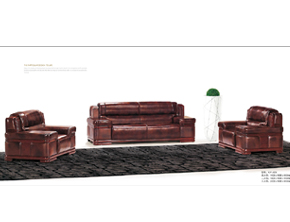 实木沙发003