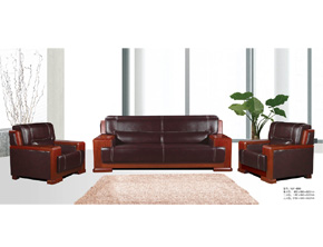 实木沙发006