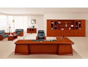 油漆办公桌004