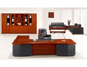 油漆办公桌005
