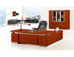 油漆办公桌013