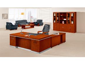 油漆办公桌014