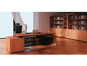 板式办公桌006