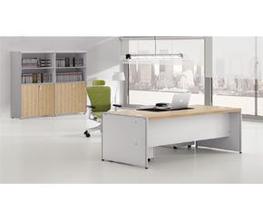 板式办公桌008
