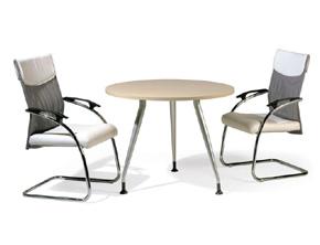 洽谈桌椅011