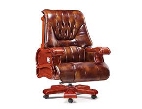 真皮老板椅001