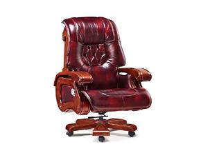 真皮老板椅002
