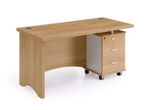 板式职员桌006