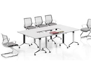 板式会议桌015
