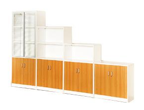 板式书柜023