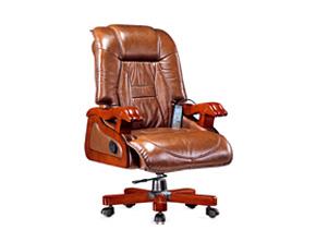 真皮老板椅005