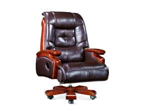 真皮老板椅003