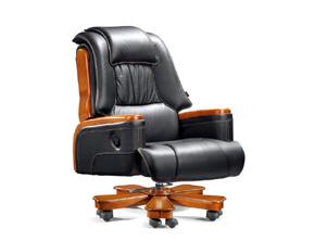真皮老板椅004