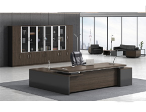 板式办公桌014
