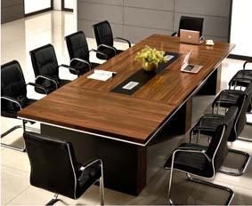 板式会议桌016