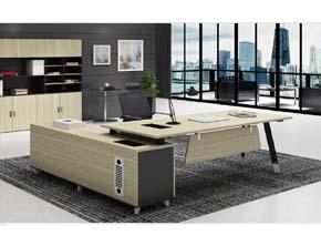 板式办公桌020